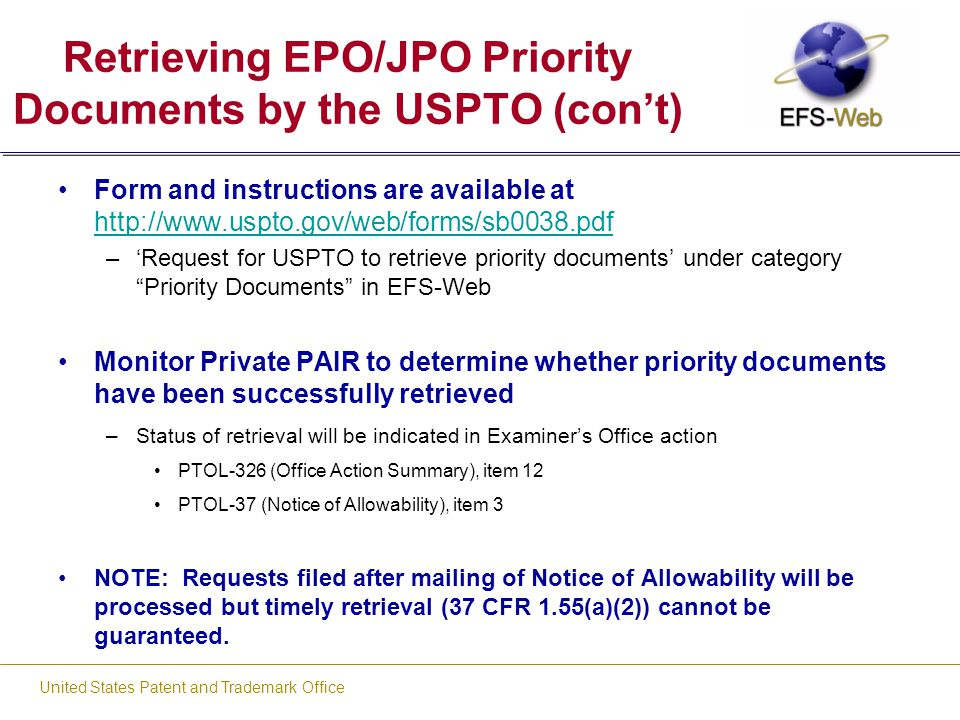 Uspto Assignments On The Web
