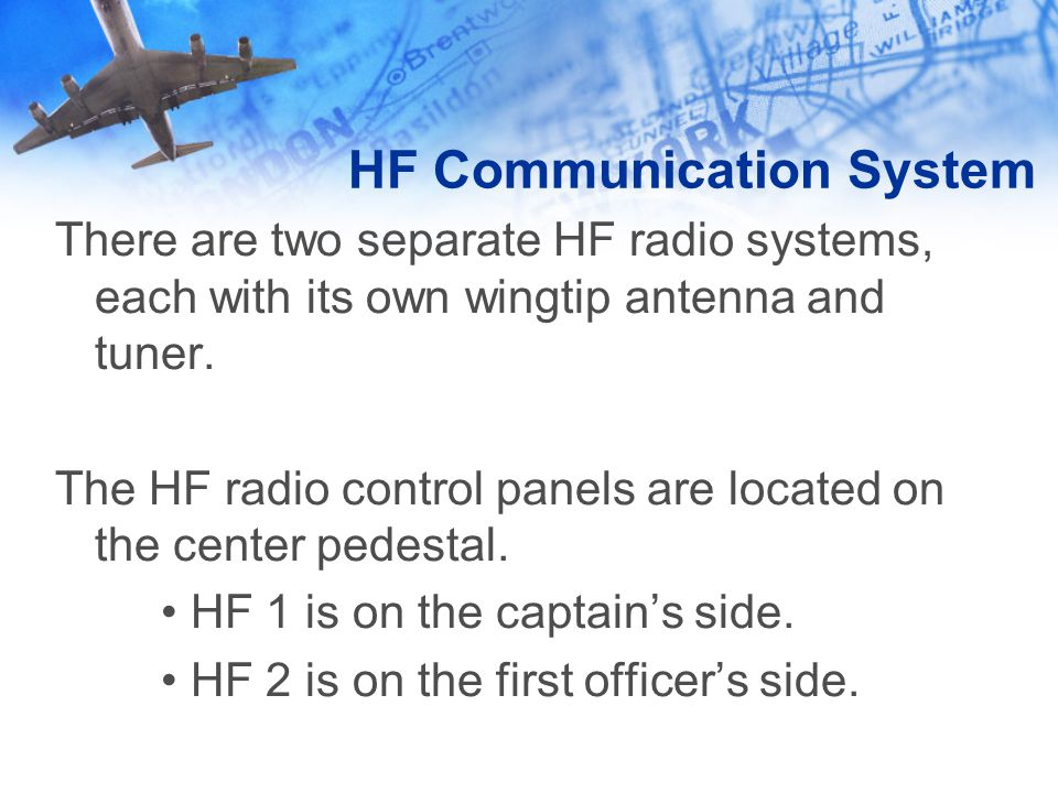 hf communication Hf transceiver trade  the ngt srx hf transceiver is specially designed to provide comprehensive and advanced high frequency communication solutions.