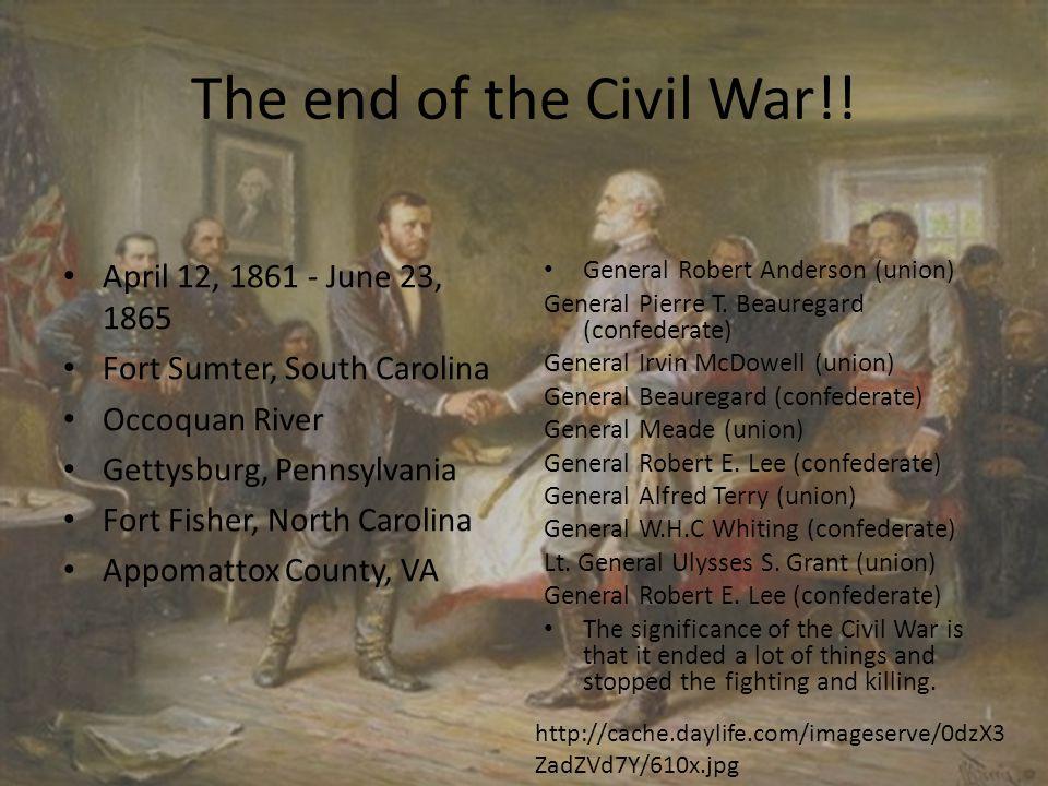 Civil War Ppt Video Online Download