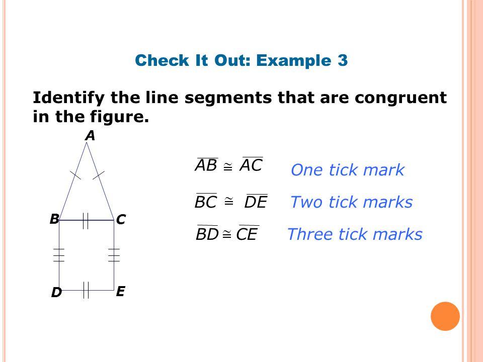 Congruent Line Segments Lesson Plans &amp- Worksheets