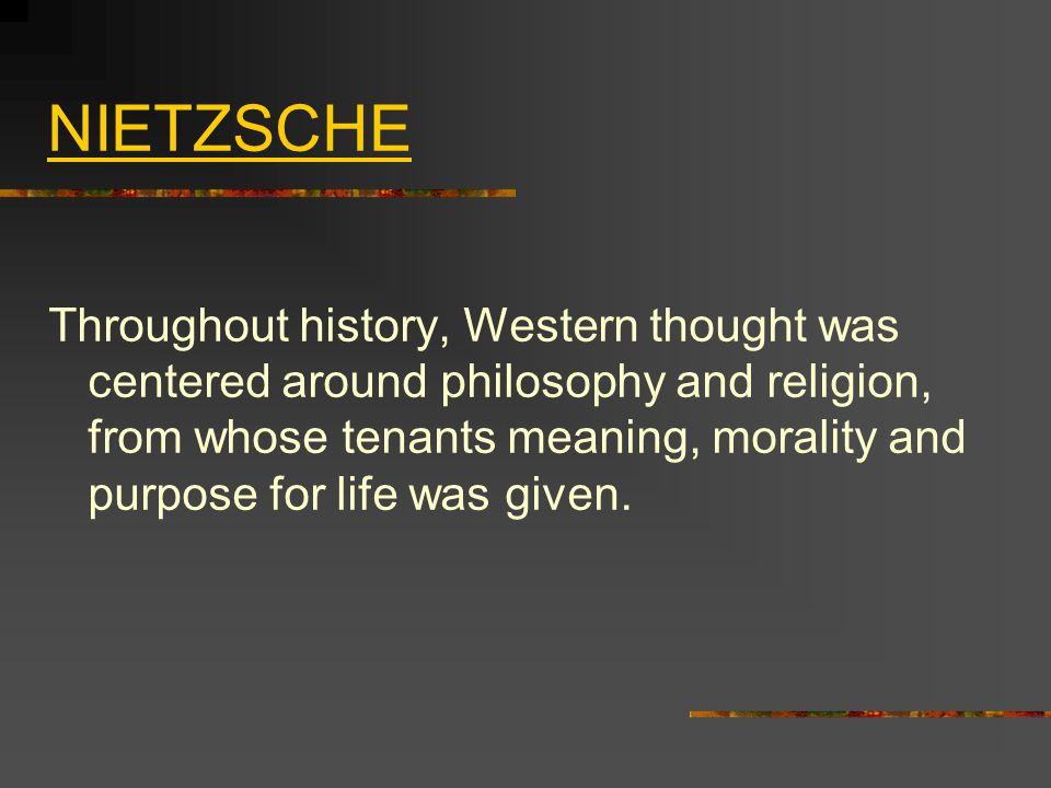 nietzsches view on religion What were nietzsche's political views  what were nietzsche's views on religion what were nietzsche's views on loyalty why were nietzsche, einstein, tesla and.