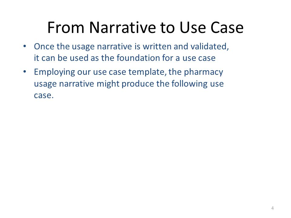 Use case example ppt download for Use case narrative template doc