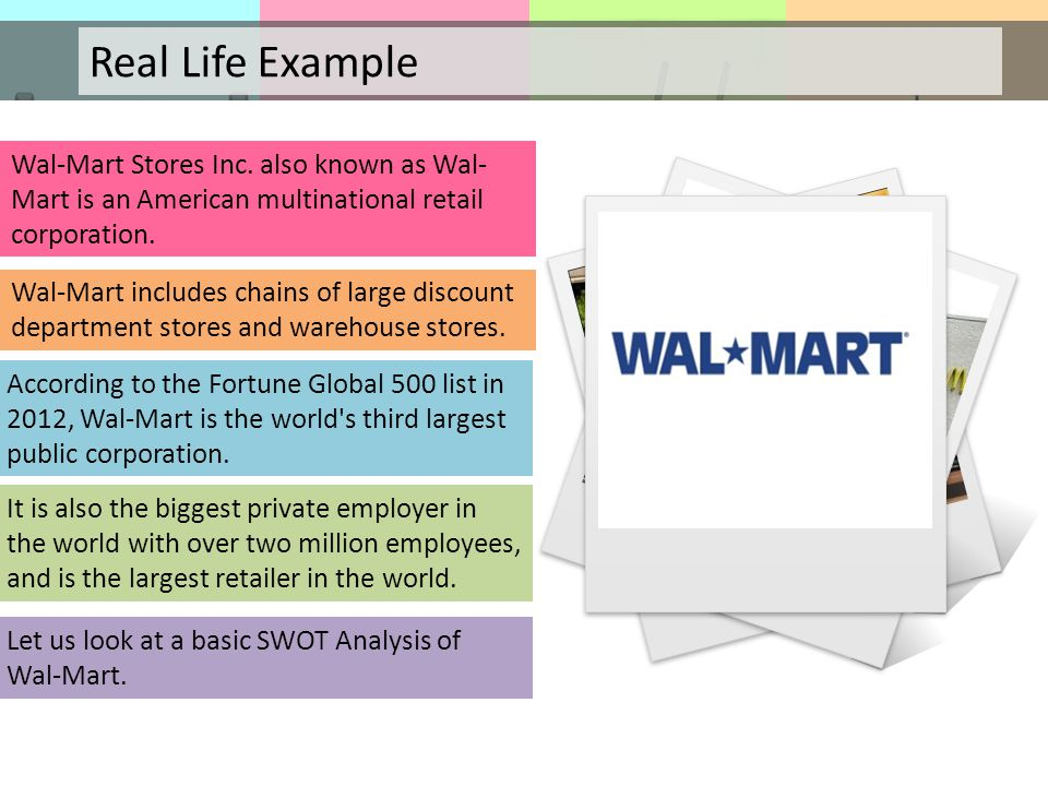wal mart competitive strengths Competitive strength assessment competitive strength assessment on the basis of outcome of strength and weakness analysis wal-mart's competitive advantages.
