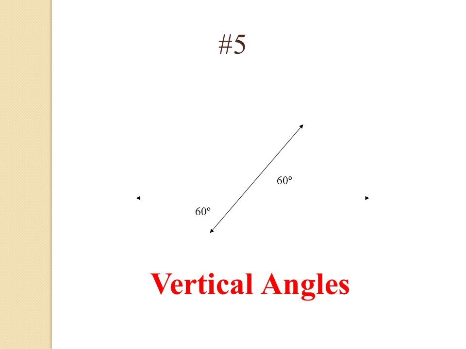 Objectives Angle Pair Relationships - 30.7KB
