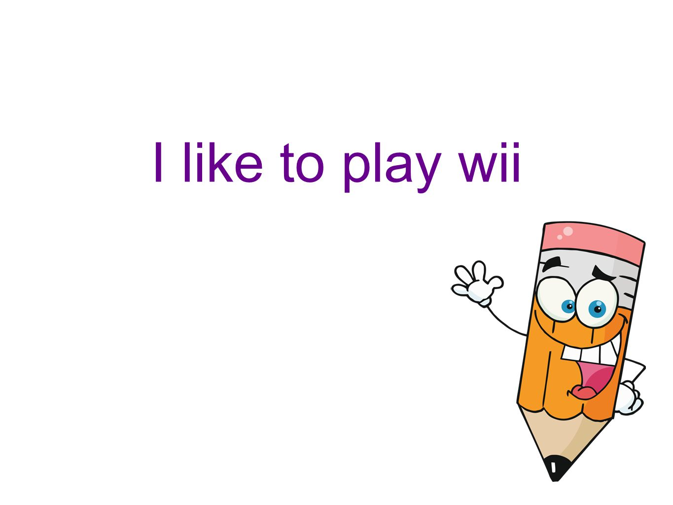 wii would like to play essay The pros and cons of social media and modern day technology when writing an essay or studying for a test (i dare you to ask a seven year old to play tag.