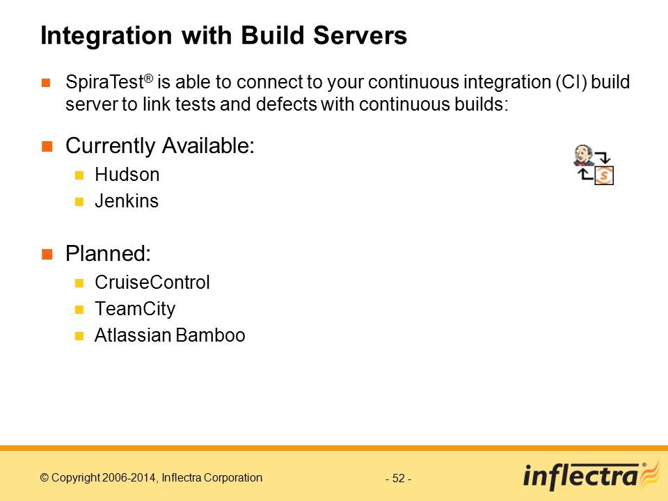 Integration with Build Servers