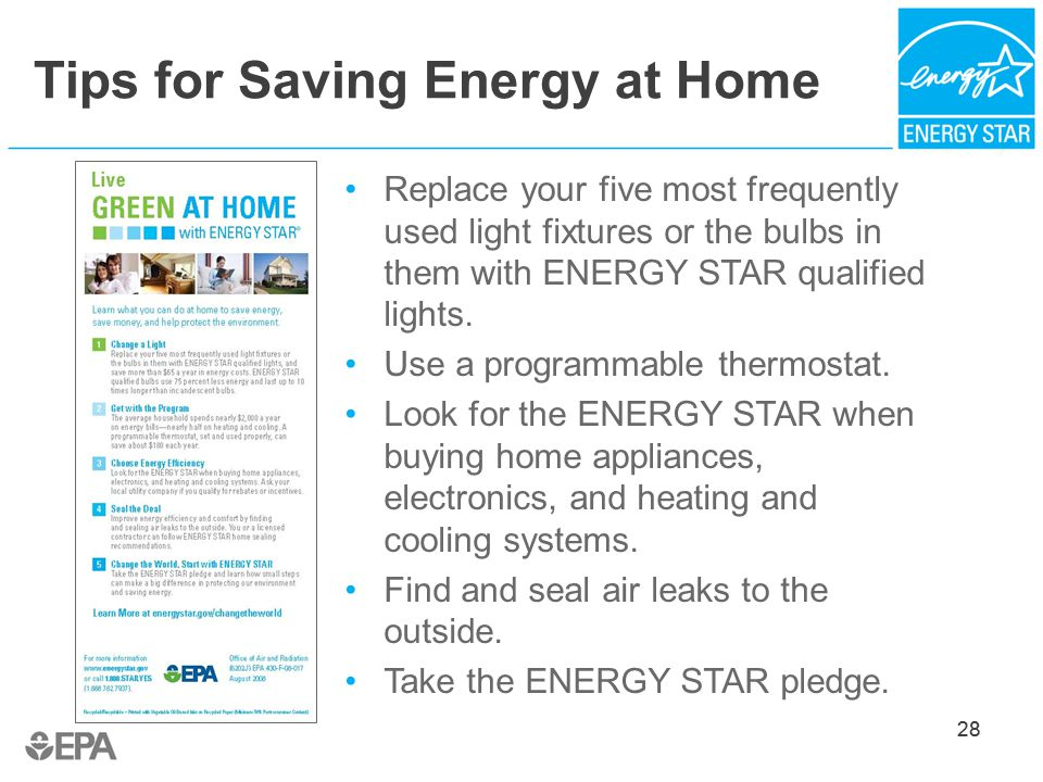 Bring Your Green to Work with ENERGY STAR®