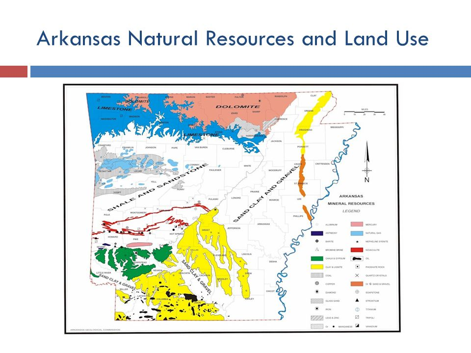 What Are Some Natural Resources In Mississippi