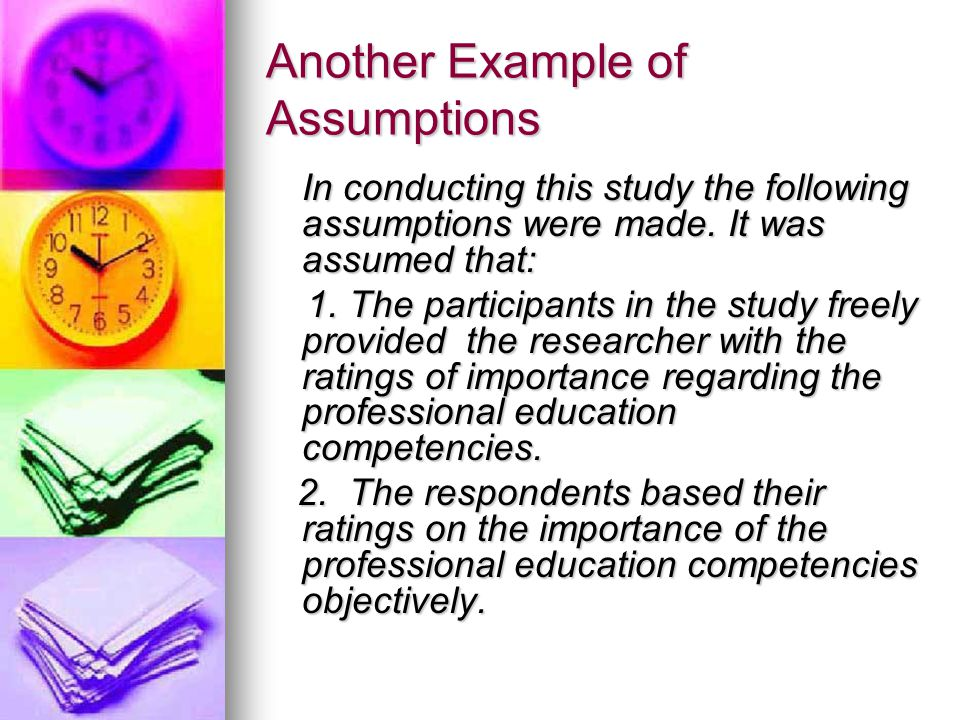 Assumptions and Constraints in Project Management – PM ...