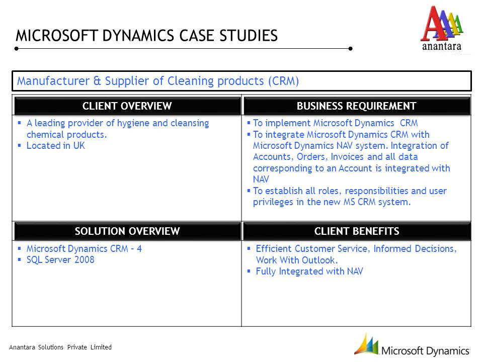 Microsoft case studies uk