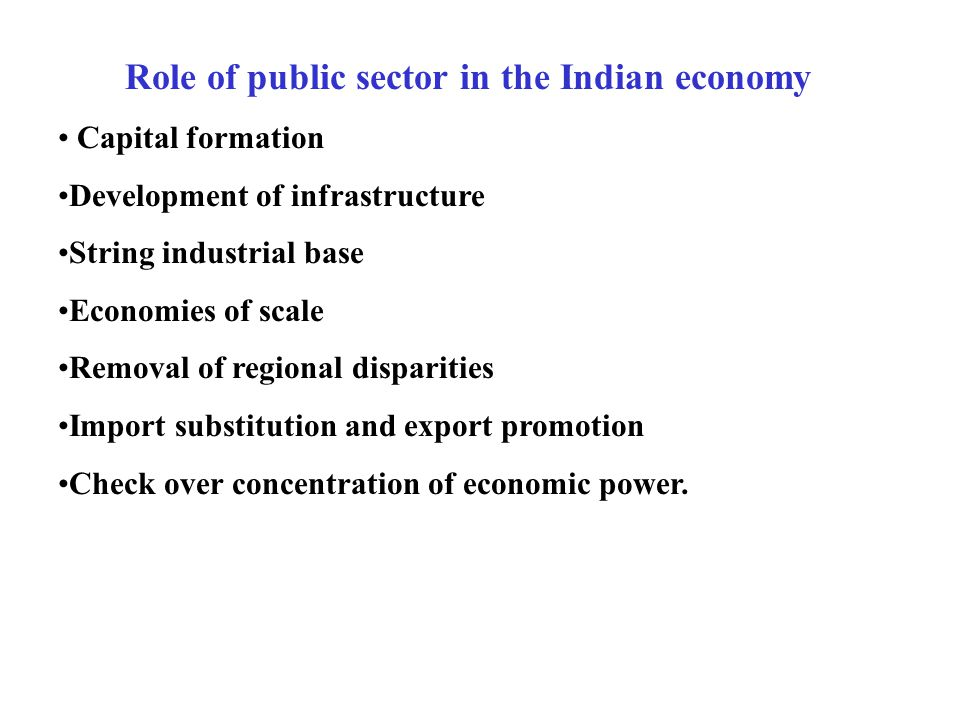 role of industries in economic development pdf