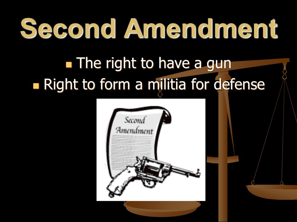 BILL OF RIGHTS. - ppt download