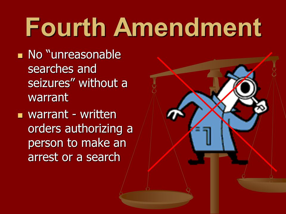 Exceptions to the Warrant Requirement - LawShelf ...