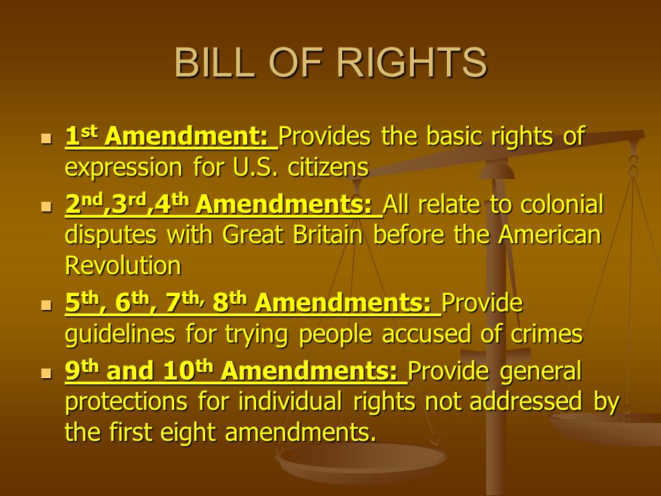 3 basic rights A careful reading of the first amendment reveals that it protects several basic liberties — freedom of religion, speech, press, petition, and assembly it also pushes for legislation its members feel guarantee other first amendment rights and related liberties.