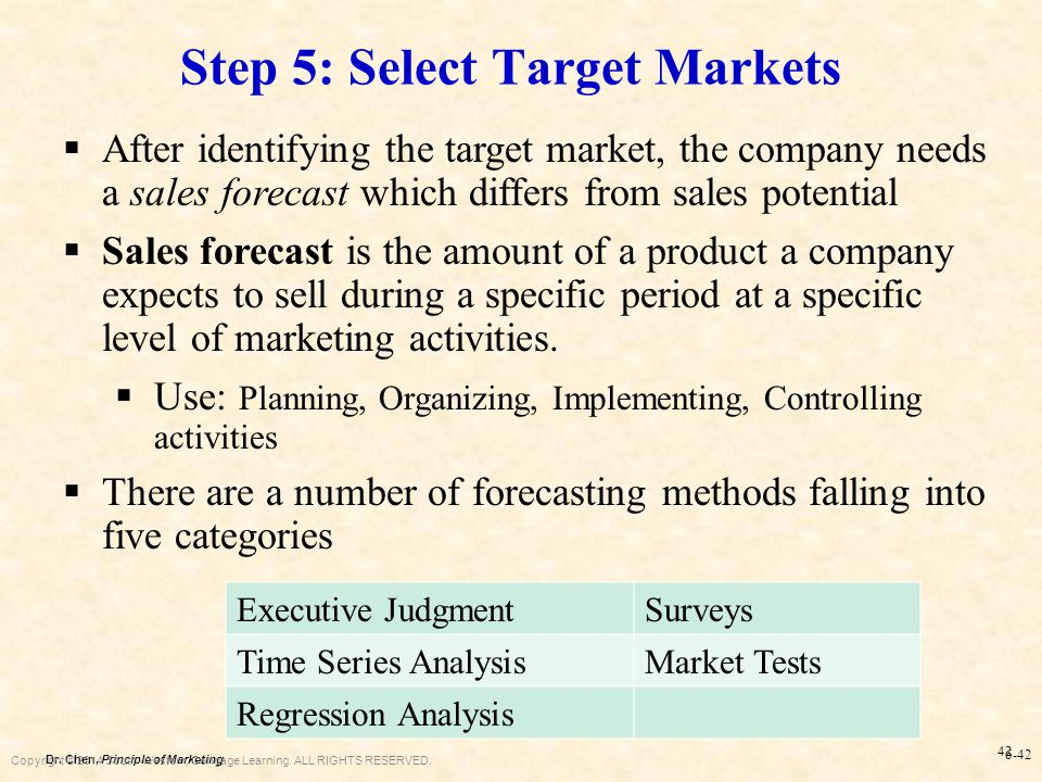 Part  Market Research And Target Markets  Ppt Video Online Download