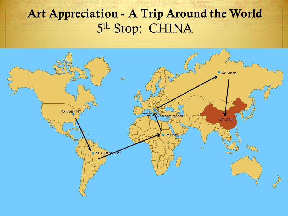Art Appreciation - A Trip Around the World