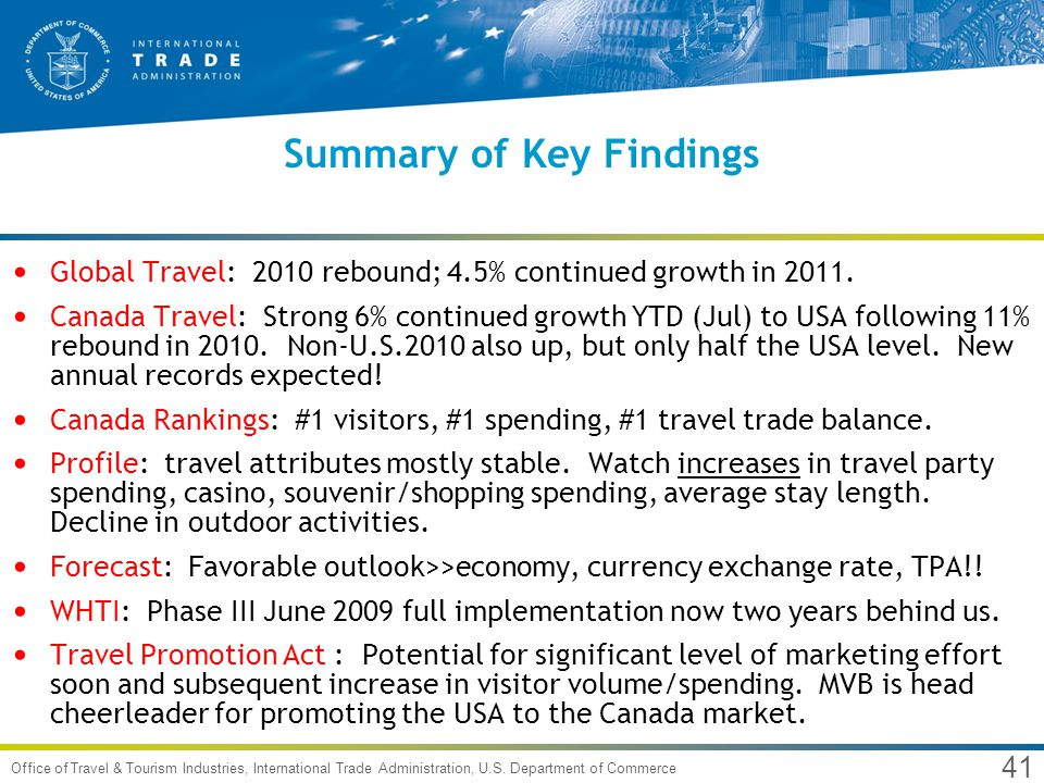 Canadian Travel To The U S Ppt Download