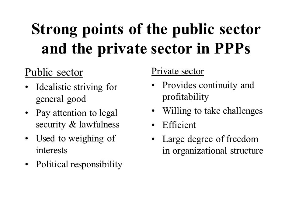 similarities between public and private sector leadership Public and private administration the expansion of public sector into industrial enterprises has been into practice for quite some time, a little over half a century now the public sector organizations in order to function efficiently are borrowing heavily from the business knowledge, administration and process orientation of the private.