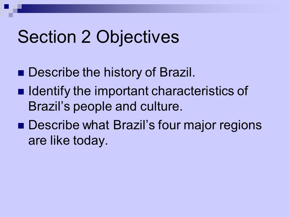 cultural traits of brazil If you are considering doing business in brazil, it is important to know the protocol  in business and social environments here are some tips.