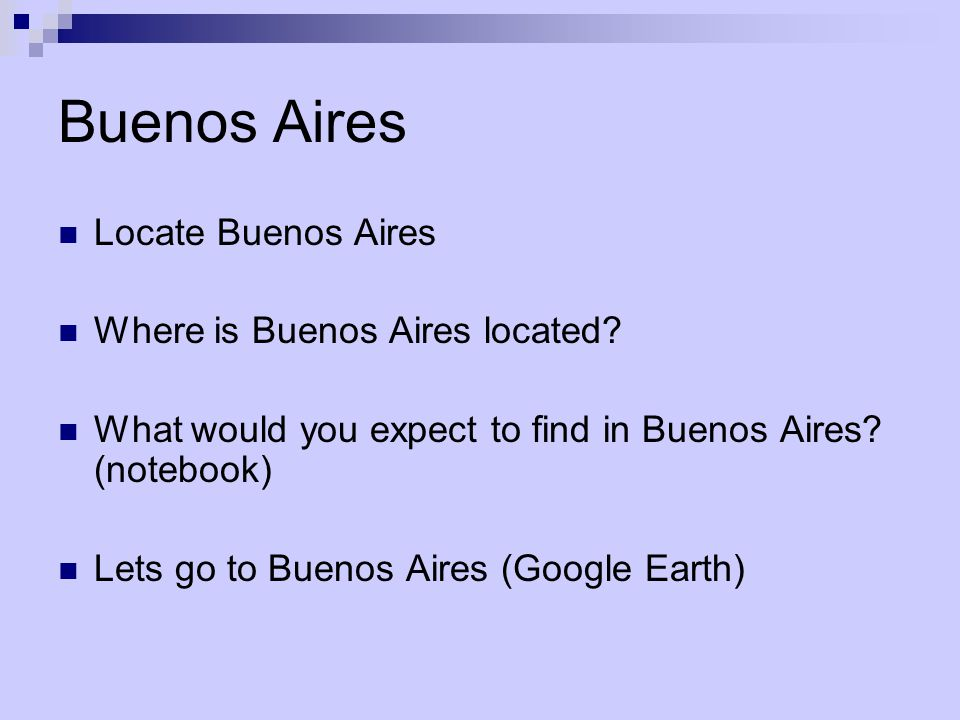 Chapter Atlantic South America Ppt Video Online Download - Where is buenos aires