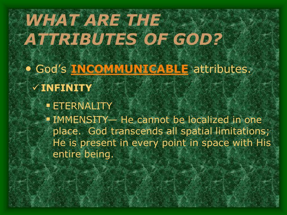 aw tozer attributes of god pdf
