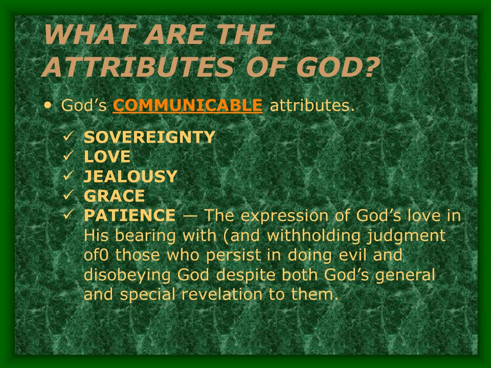 aw tozer attributes of god pdf