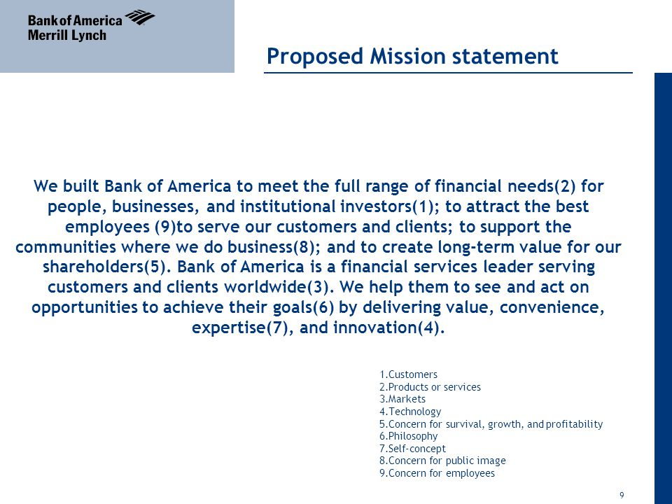 citigroup mission analysis Markets quantitative analysis (mqa) treasury funding group (tfg) products and functions  to learn more about citi's mission & value proposition, please visit page.