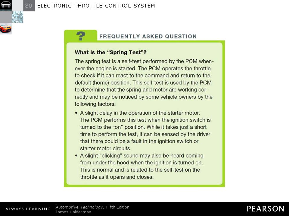 Check electronic throttle control user manuals 2010 toyota electronic throttle control 008 array electronic throttle control system ppt video online download rh slideplayer com fandeluxe Gallery