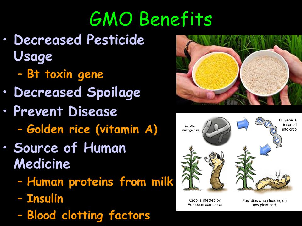 gmo benefits Genetically modified food controversies are disputes over the use of foods and other goods derived from genetically modified crops instead of conventional crops when seeking to optimise the balance between benefits and risks.