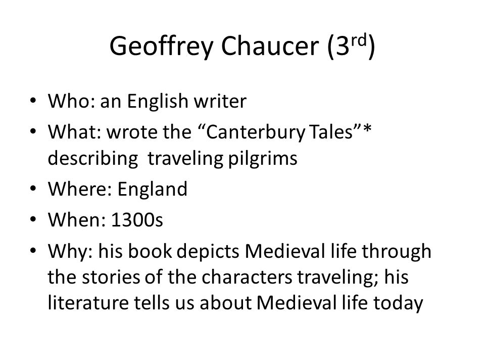 a review of symbolism and characters in the merchants tale a book by geoffrey chaucer Ba scriptwriting and performance more  you will explore chaucer's poetry  the first book published in the new world was a hymn book.
