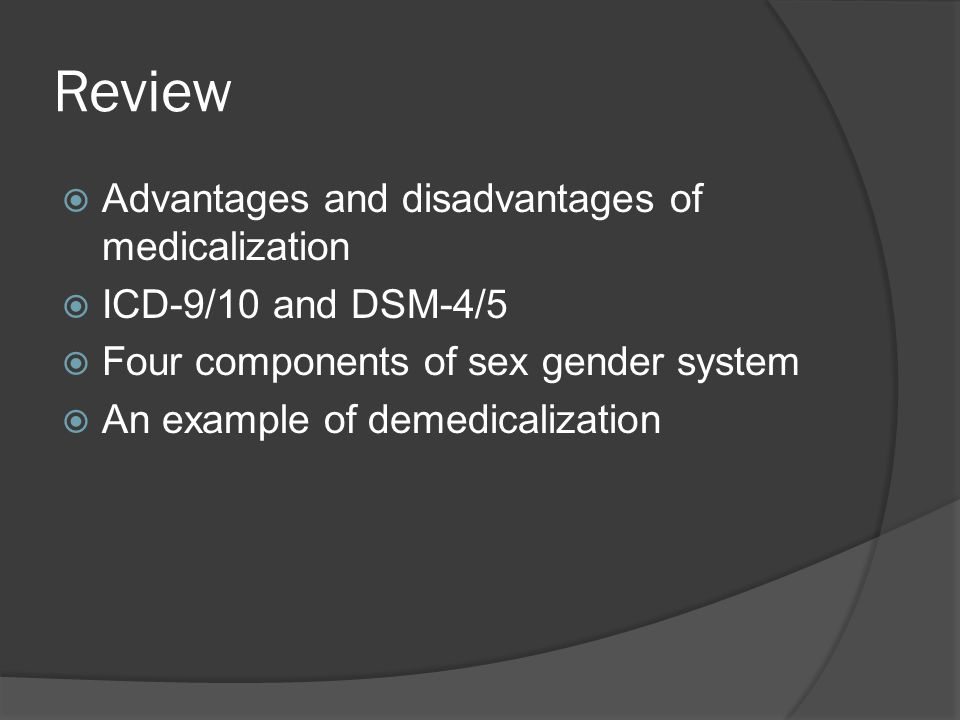 medicalization the study of deviance essay Medicalization has occurred in both deviant behavior and natural life processes == examples of medicalized deviance lock's study of menopausal women in.