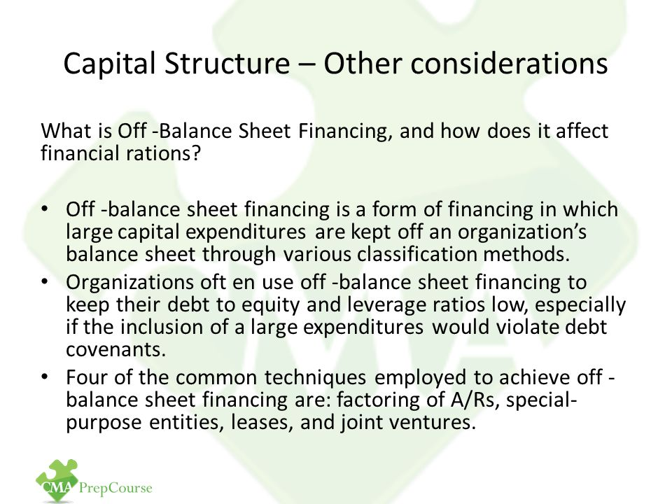 objective of capital structure management 246 the moderating effect of firm management control on capital structure    objectives were to test the influence of firm specific factors: firm profitability, firm.