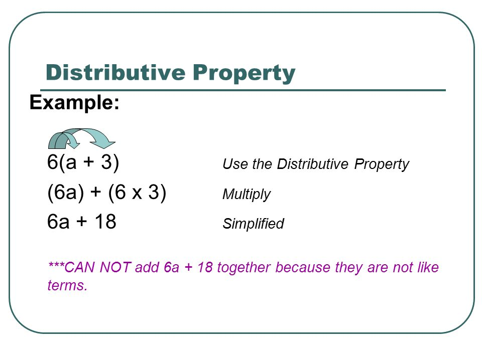 Distributive Property Combining Like Terms ppt download – Distributive Property Combining Like Terms Worksheet