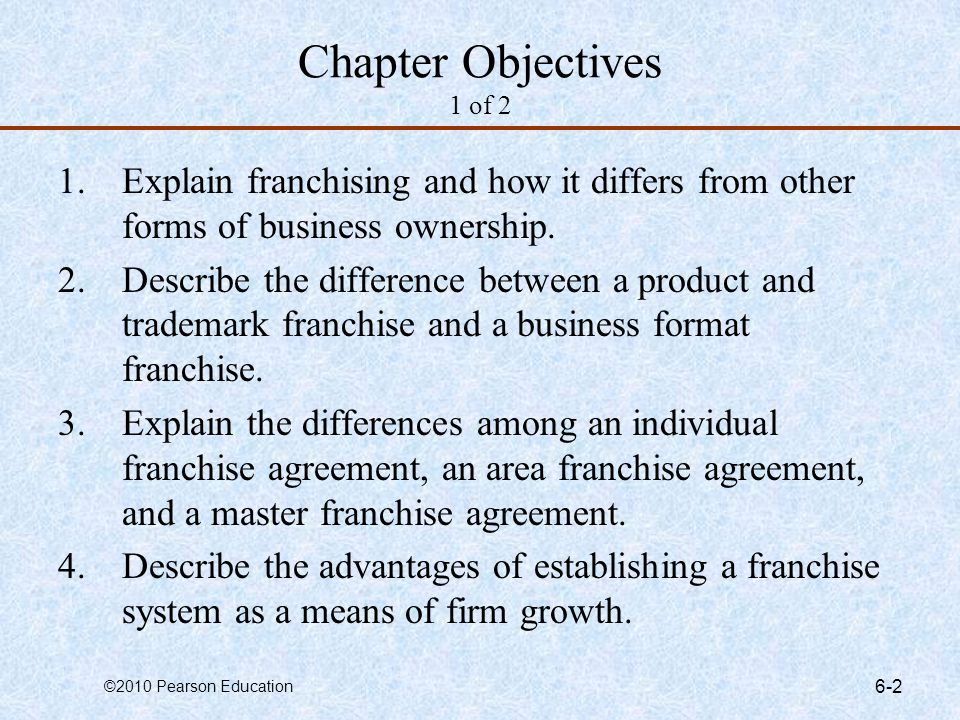 Chapter 15 Franchising Bruce R Barringer R Duane Ireland Ppt