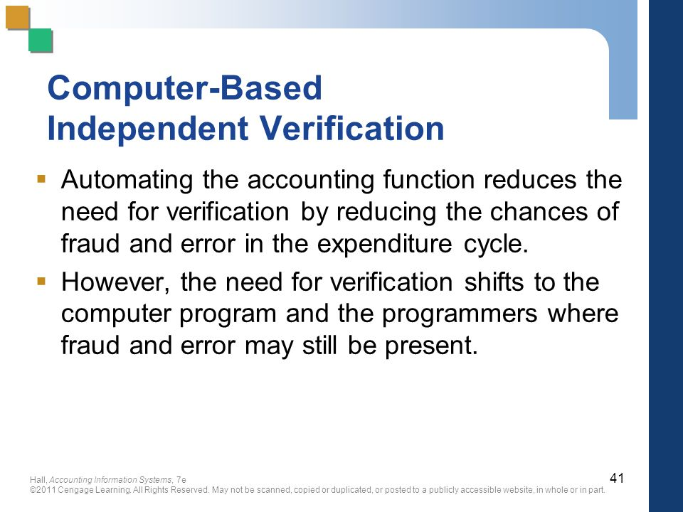 computer based accounting