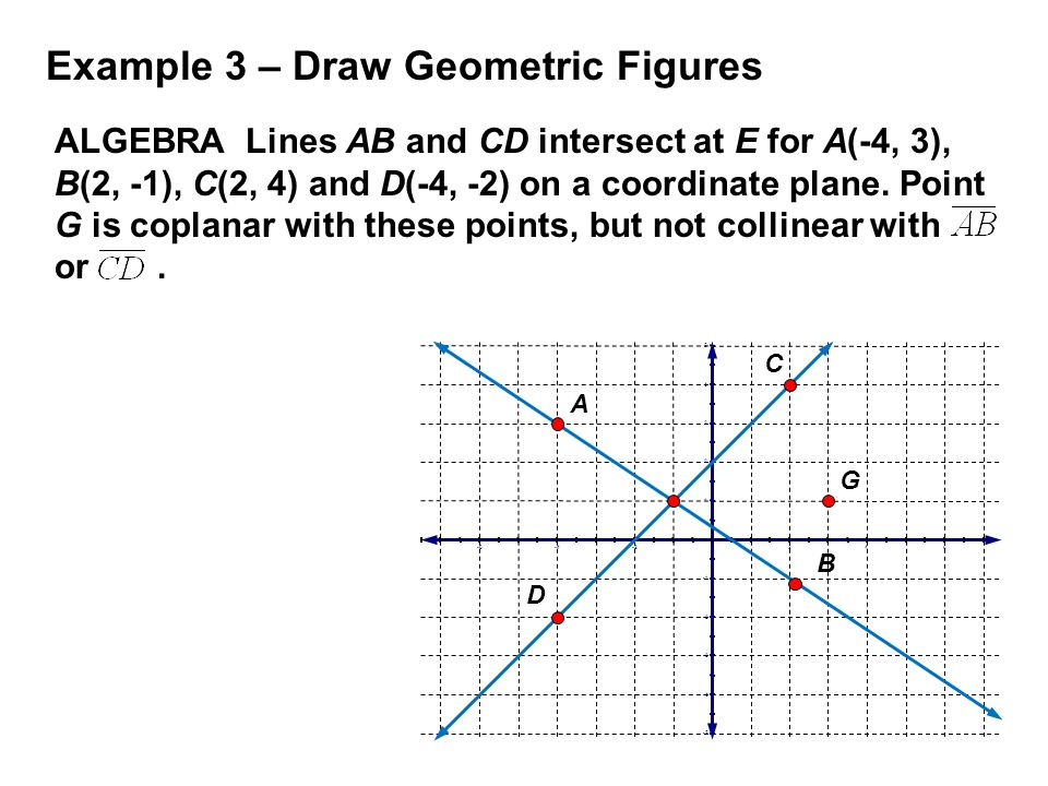how to draw geometric figures in latex