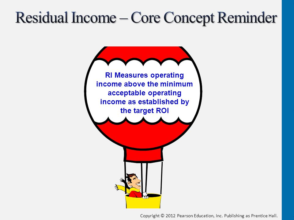 Advantages and Disadvantages of Residual Income