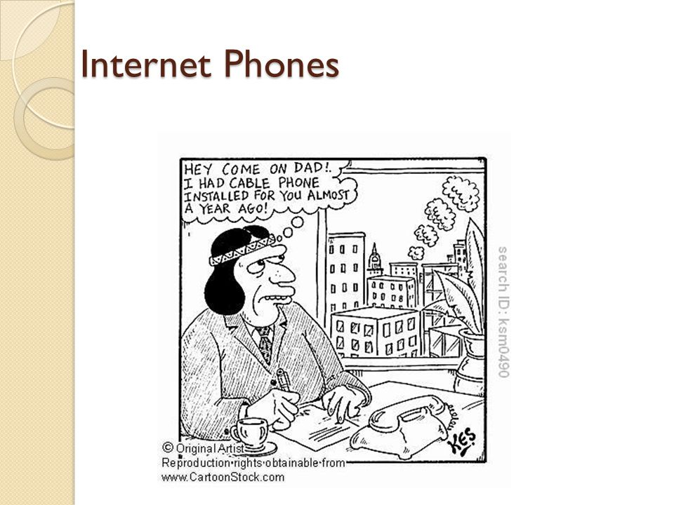 Internet Phones