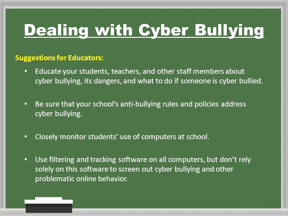 How dangerous is cyberbullying?