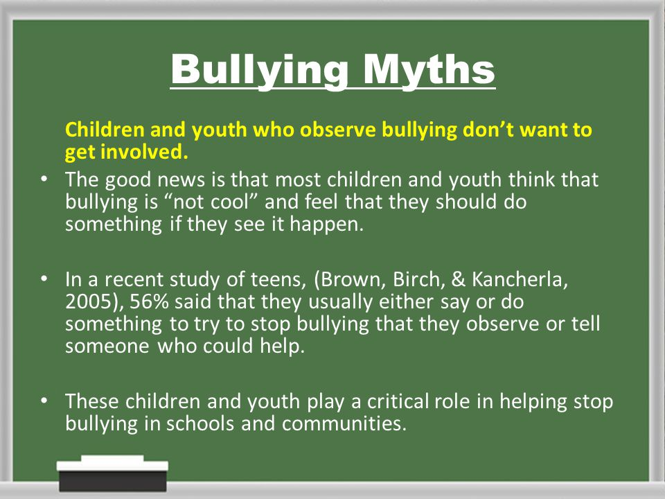 The Myths & Facts of Youth Suicide