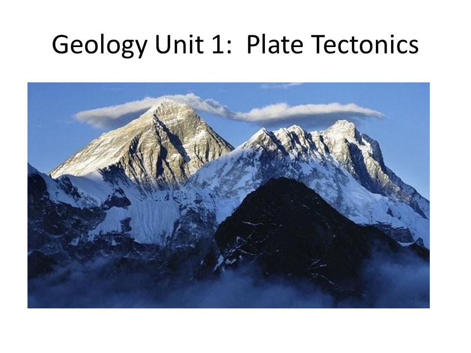 a description of plate tectonic as the theory that the lithosphere is divided into small number of p The lithosphere is subdivided into tectonic plates obduction may occur where a small tectonic plate is caught between two larger plates the geoscientific community accepted plate-tectonic theory after seafloor spreading was validated in the late 1950s and early 1960s.