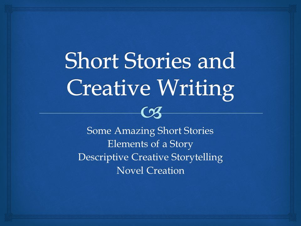 writing creatively gcse Creative writing, by definition, involves being 'creative': making things up, letting your imagination run wild essays are about being factual and objective, communicating ideas and arguments in the.