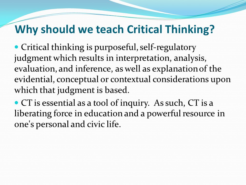 critical thinking tools of evaluation and analysis Critical thinking tools and techniques while providing arguments/evidence to support the evaluation (unknown, 2004) rational critical analysis of other people's reasoning identifying their reasons and conclusions analysing how they select.