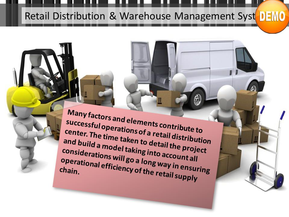 Distribution and warehousing management pdf
