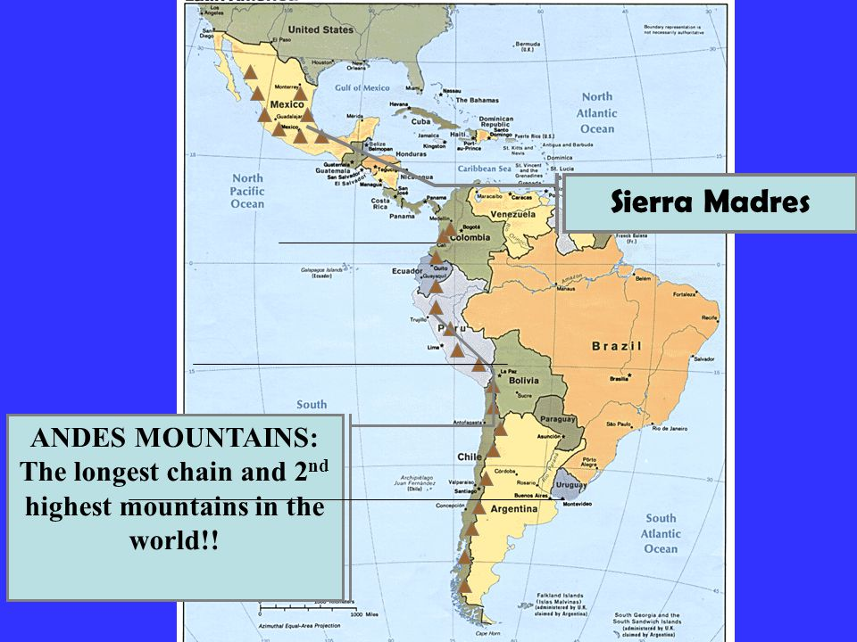 Image result for Andes Mountains:Sierra