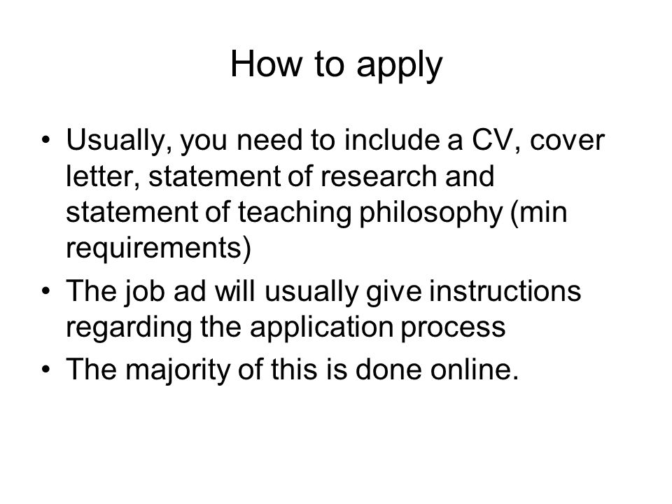academic cover letter teaching position How to write an impressive cover letter a guide for graduate students seeking jobs in academic and on whether the university has a research or teaching.