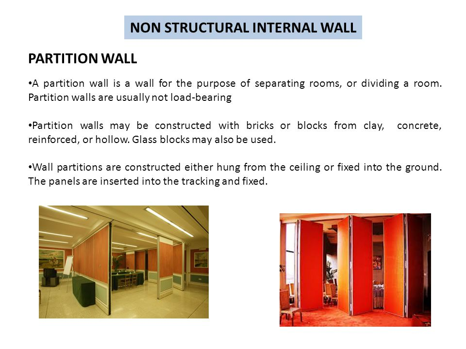 Wall Ppt Download