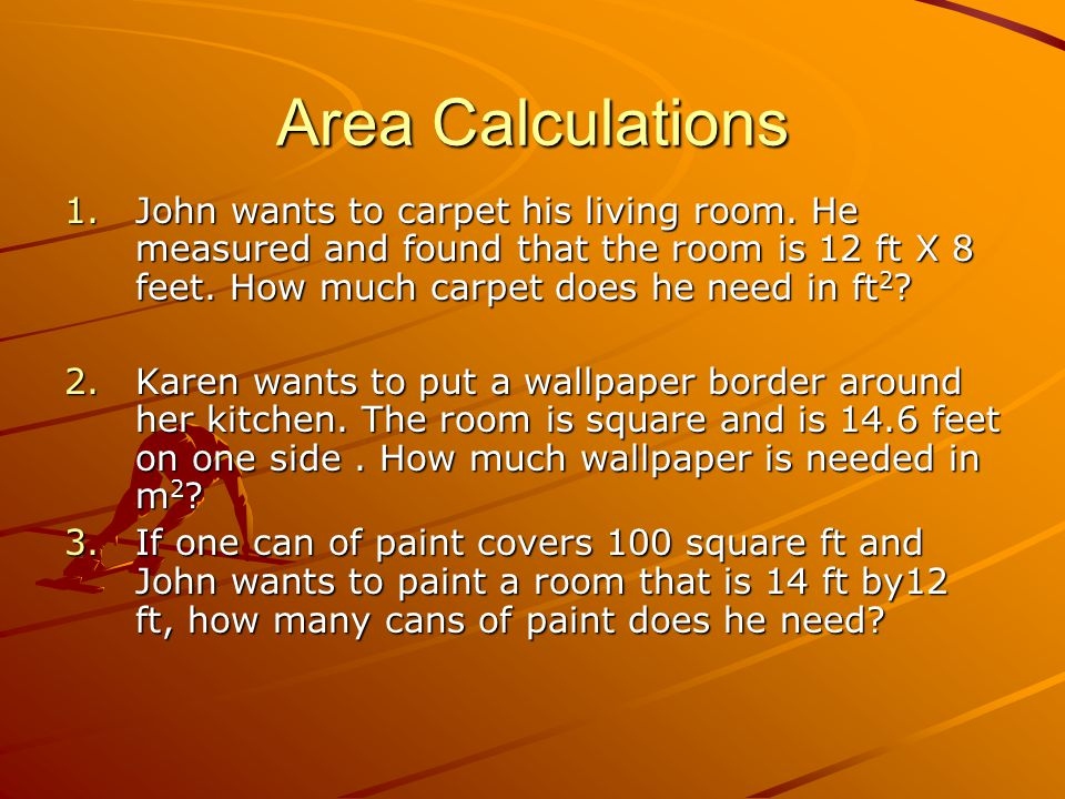 Science lesson week 3 evaluate the accuracy and for What size room is 100 square feet