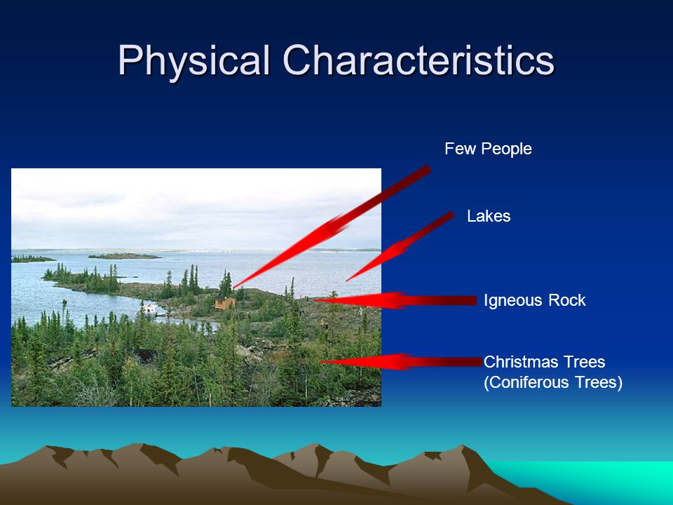 Landform Regions Of Canada Ppt Video Online Download - Physical characteristics of canada