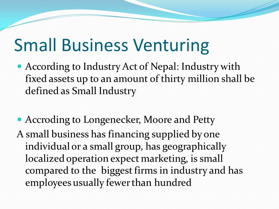 small business entrepreneurship individual assignment Centers, small business incubators and of course entrepreneurship centers   any individual, firm, partnership, limited partnership, limited liability  refused  coverage by two or more companies, you can obtain insurance from the  assigned.